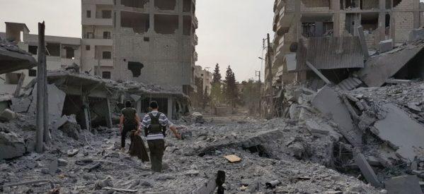 RaiNews: Il dramma di Afrin
