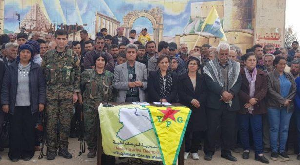 Amministrazione di Afrin: La guerra è arrivata ad un'altra fase