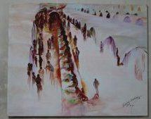Dipinti per Afrin ad Aleppo