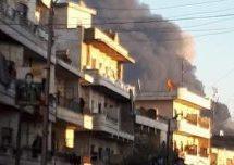 Rassegna della Stampa Italiana bombardamento turco ad Afrin