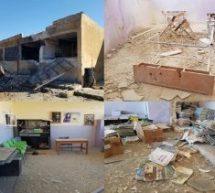 Dossier sulle Scuole colpite dagli attacchi dell'esercito turco ad Afrin e dintorni