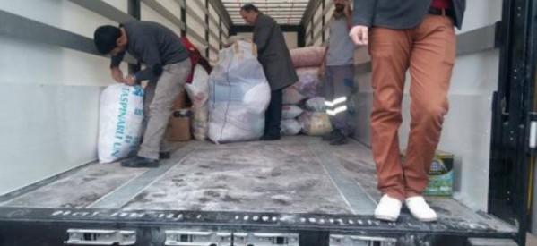 Lo stato turco ostacola gli aiuti umanitari nel raggiungere le popolazioni di Kobané