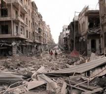 Violenti combattimenti ad Aleppo