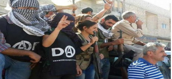 Anarchici si uniscono alla lotta contro ISIS