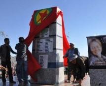 I curdi ricordano Andrea Wolf (Ronahi)