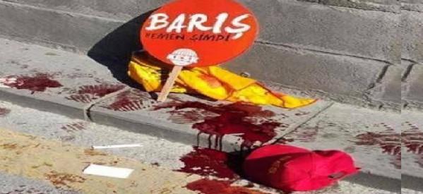 Demirtaş: Messaggio dal carcere per il secondo anniversario del massacro di Ankara
