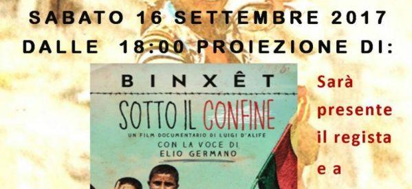 Lanuvio, 16 settembre, presso Casa Gramsci