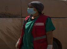 Jamila, la dottoressa che sfida la guerra