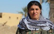 """Ariyen:""""Per le donne yazide combattiamo sul fronte più avanzato"""""""