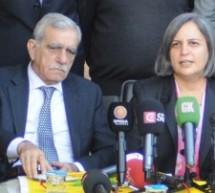 BDP e DTK ha incontrato KCK in Kandil