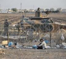 Sindaco di Nusaybin protesta il muro