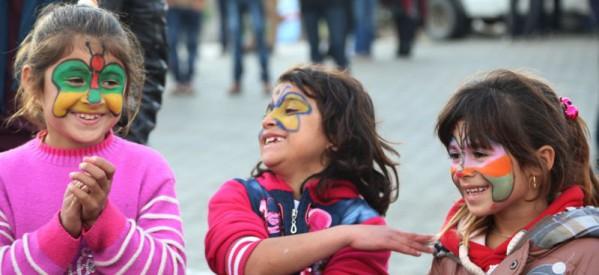 Bambini testimoni del massacro dell'ISIS a Sinjar