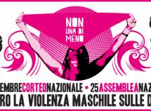 24 e 25 novembre manifestazione e assemblea nazionale di Non una di meno