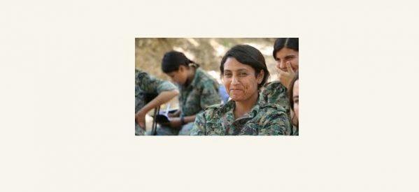 Soja, Hitler e Efrîn