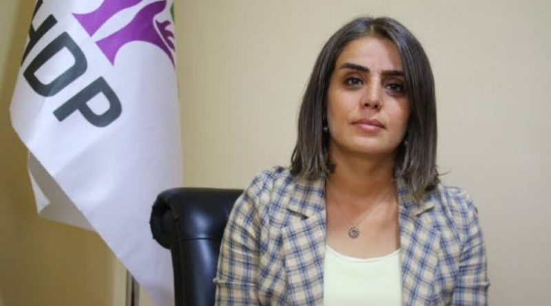 """Ayşe Başaran HDP : """"Il governo ci attacca per coprire il suo fallimento a Gare"""""""