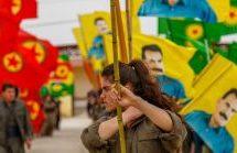 Uno strappo attraversa il Kurdistan