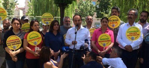 Baydemir: L'AKP ha perso in Kurdistan