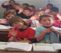 MLRKI: Concluso il progetto di edilizia scolastica a Kobane dedicato ad ANTONIO GRAMSCI dall'Italia