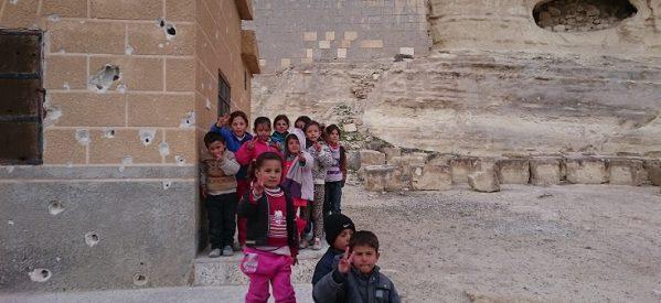 Progetto 'Bimbi di Kobane': Report di aggiornamento – Marzo 2017