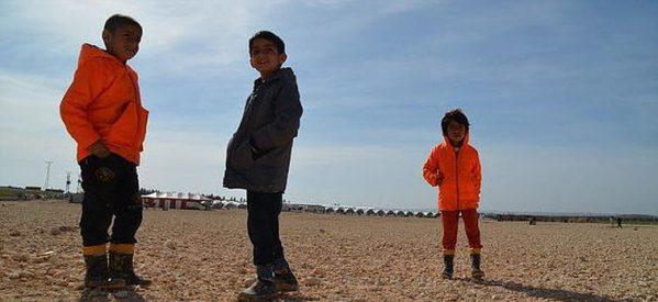 Progetto Children's Park of Kobane