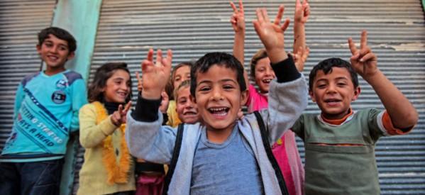 Video Gli orfani di Kobane