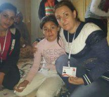 Ricevuti nuovi sostegni per i bimbi di Kobane