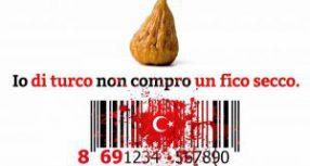 Catania- Presidio Boikot Turchia per fermare la guerra