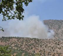 I bombardamenti turchi sul Kurdistan danneggiano il popolo