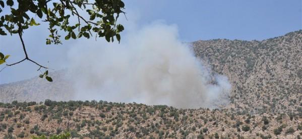 Il governo del Kurdistan del sud giustifica gli attacchi aerei turchi