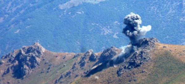 Roma, Fermare i bombardamenti e gli incendi, l'espulsione e i massacri contro il popolo curdo! Libertà per Abdullah Öcalan, il 7 settembre