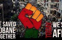 Brescia, Erdogan assassino! Giù le mani da Afrin e dalla rivoluzione del Rojava!Stop Bombing Afrin!