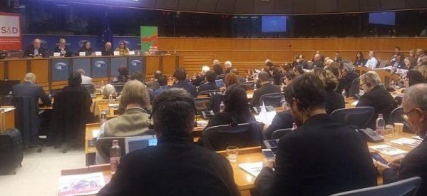 """Report-14.Conferenza Internazionale su """"Europa, Turchia, Medio Oriente e Kurdi"""" : Alternativa Democratica alle dittature e al Kaos del M.O.- Visione Kurda e strategie-"""