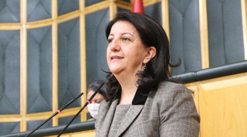 Pervin Buldan: HDP persegue la Terza Via