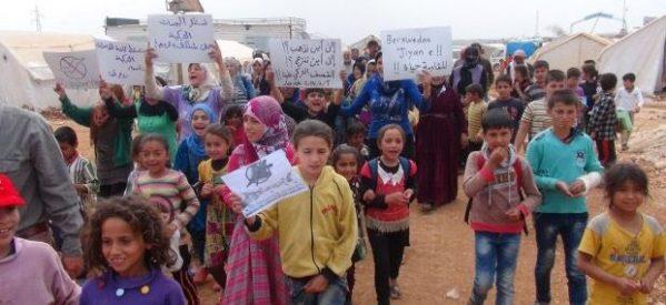 Il silenzio sugli attacchi della Turchia peggiora la tragedia dei rifugiati