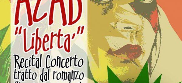 Azad – Libertà: Cena e concerto per la libertà del popolo curdo a Milano
