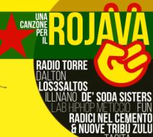 Una Cansone per il Rojava a Roma il 14 ottobre