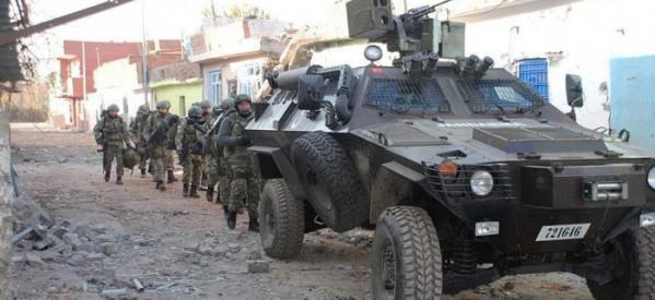Terrore di guerra a Diyarbakir