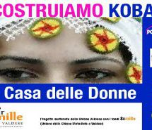 Ricostriamo Casa delle donne a Kobane