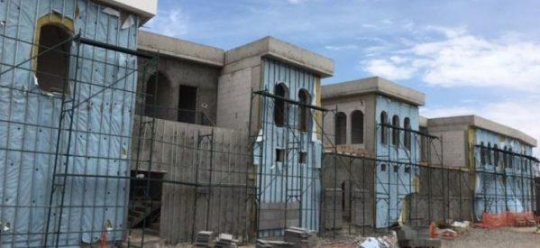 Fermata la costruzione di case orrende a Sur