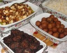 Invito per la cena del Newroz a Roma