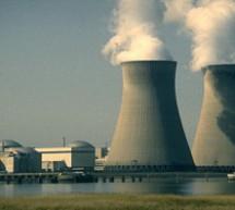 La costruzione della centrale nucleare iniziata il 14 aprile
