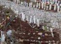 Lo Stato Turco attacca il cimitero di Afrin