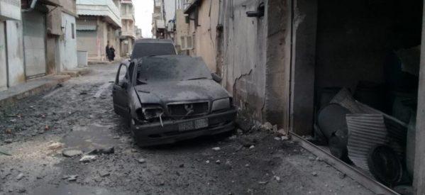 Barbarie in Jinderese: molti civili uccisi