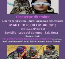Iniziativa a Amiate, 16 dicembre ore 19.00