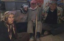 Abitanti di un villaggio prigionieri tra trappole esplosive