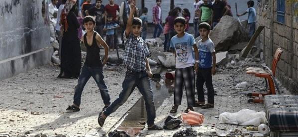 Allargata la zona di combattimento Proclamati nuovi coprifuoco: Ankara prosegue la sua crociata contro la popolazione curda