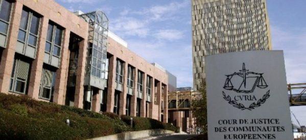 Corte di Giustizia Europea: il PKK era sulla lista della organizzazioni terroristiche ingiustamente