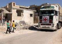 Comitato della Croce Rossa: Abbiamo mandato un convoglio umanitario ad Afrin