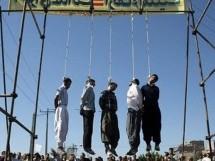Almeno 580 persone giustiziate in Iran nel 2012