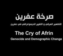 "Il Documentario ""The Cry of Afrin"""